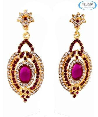 Glorious diamond earring