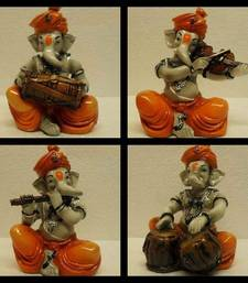 Buy Set of 4 Instrumetal Ganesha gifts-for-husband online