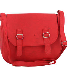 Unique Red Sling Bag sling-bag