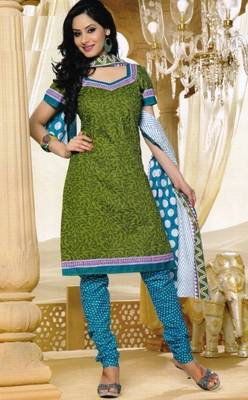 Dress Material Elegant Cotton Printed Unstitched Salwar Kameez Suit D.No M1620
