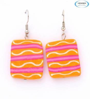 Stylish fashion earrings