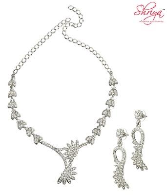 Shriya Lavish Necklace Set