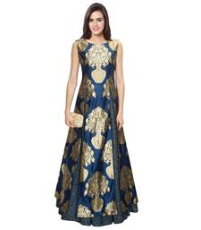 Indian Chiffon Party Dress