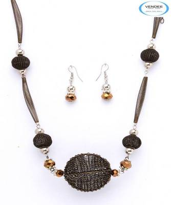 Costume western necklace