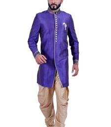 Buy indigo fancy fabric indo western dresses indo-western-dress online