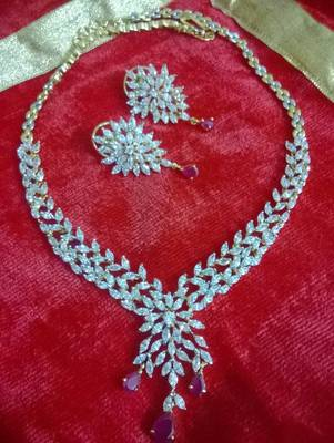royal ruby necklace