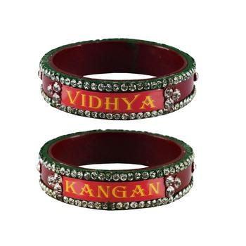 Print Your Name On Bangle