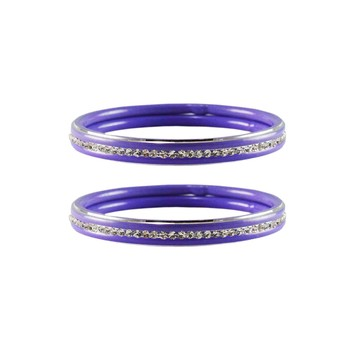 Jamani Stone Metal Bangle