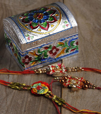 Beautiful Rakhi Combo