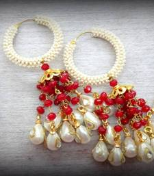 Buy Golmaal Baalis - Pearl Drop hoop online