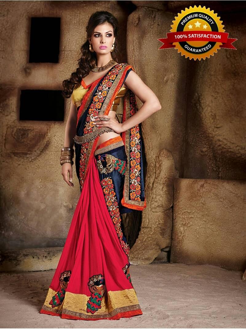 a0b0778e8a Designer Indian Saree Blouse