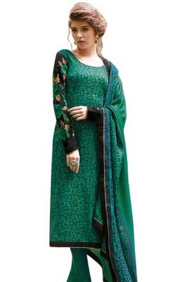 Triveni Nature Inspired Floral Printed Salwar Kameez TSFLSK6379a