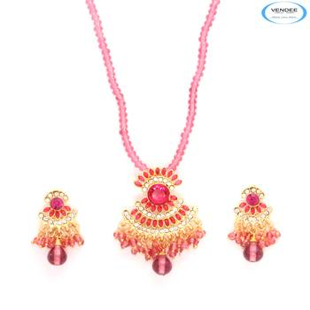 Crystal fashion pendant jewelry