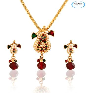 Beautiful beads pendant