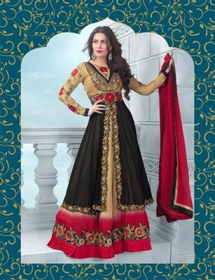 Enticing Anarkali Suit
