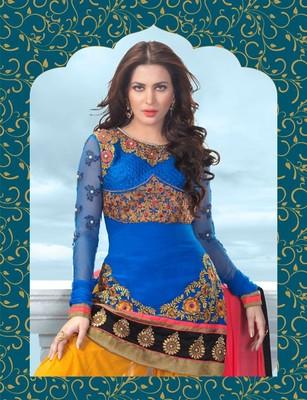 Stunning Anarkali Suit