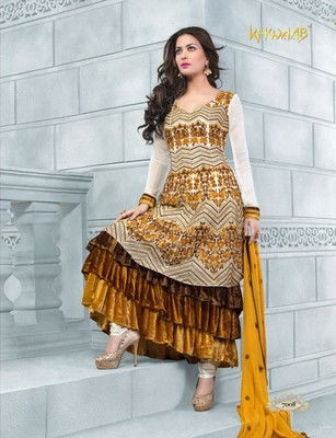 Lavish Anarkali Suit