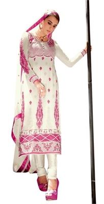 Triveni Admirable Floral Embroidered Salwar kameez TSFLSK3005b