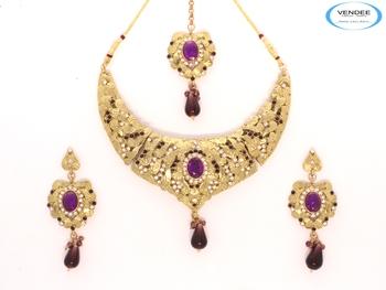 Imitation fashion necklace jewelry