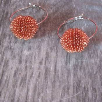 orange candy hoops