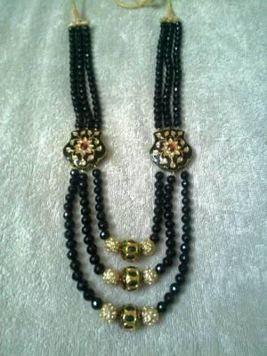 kundan meena jewellery