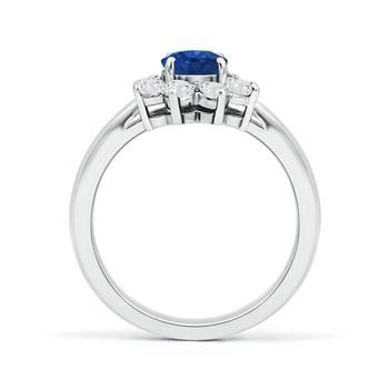 Cubic Zirconia Sterling Silver Prajakta Ring