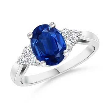 Cubic Zirconia Sterling Silver Raipur Ring