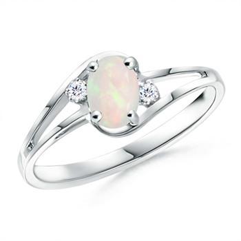 Cubic Zirconia Sterling Silver Jammu Ring
