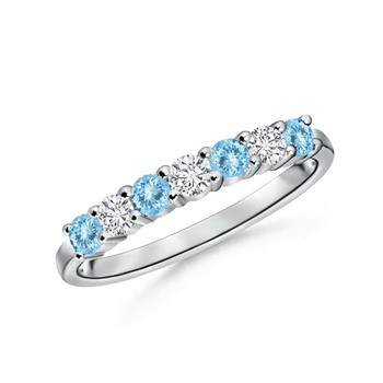Cubic Zirconia Sterling Silver Aarohi Ring