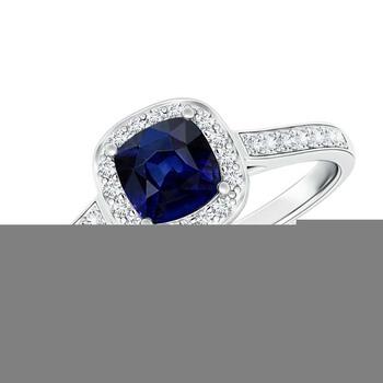 Cubic Zirconia Sterling Silver Pranita Ring