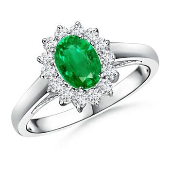 Cubic Zirconia Sterling Silver Arundhati Ring
