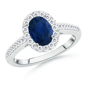 Cubic Zirconia Sterling Silver Arpita Ring