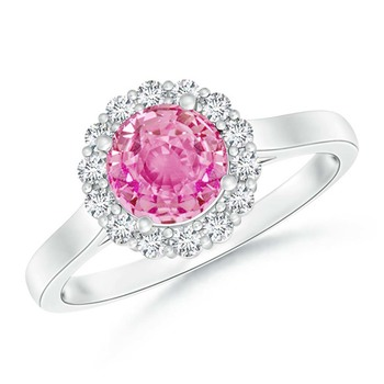 Cubic Zirconia Sterling Silver Nupoor Ring