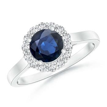 Cubic Zirconia Sterling Silver Tejashree Ring