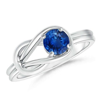 Cubic Zirconia Sterling Silver Priya Ring