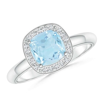 Cubic Zirconia Sterling Silver Purva Ring