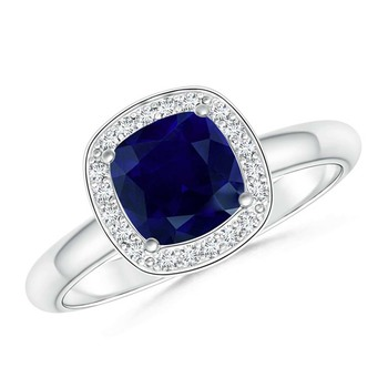 Cubic Zirconia Sterling Silver Darshana Ring