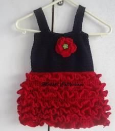 Buy Crochet Baby Frock gifts-for-kid online