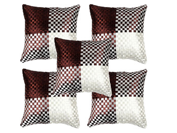 Furniture matching cushion cover- set of 5