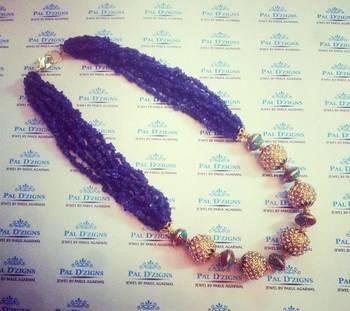 Tibetian Blue String