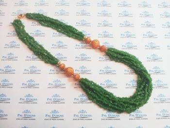Gerua Peridot String