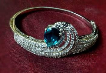 Forever turquoise colour bracelet