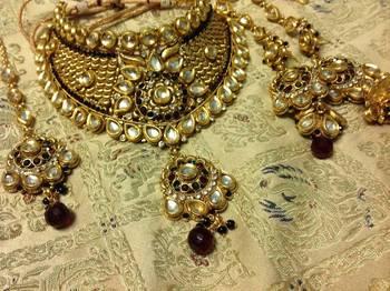 Kanchana Designer Necklace Set