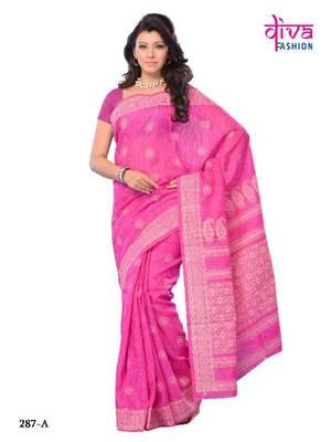 Absorbing party wear fancy designer saree