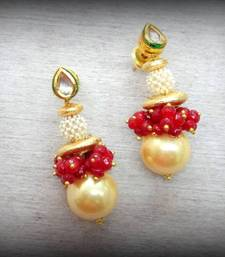 Buy Matka Tops - Golden danglers-drop online