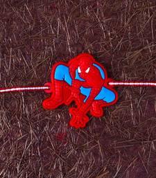 Buy Spidermen rakhi for kids send-rakhi-to-indium online