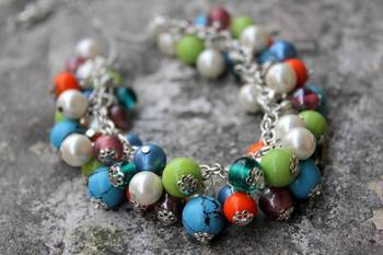 Colors of Happiness Necklace