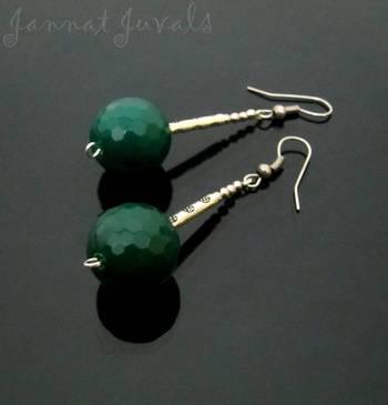 Green Onyx Hangings