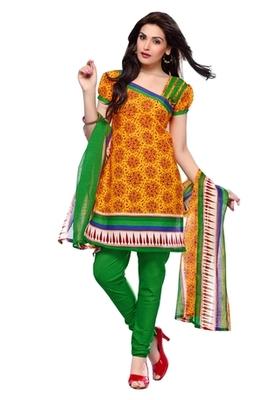 Triveni Beautiful Casual Printed Cotton Salwar Kameez TSSTSK2001