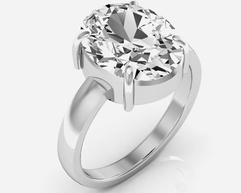 Zircon 8.3 Cts Or 9.25 Ratti Zircon Ring